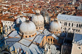 Aerial view of Venice — Stock Photo