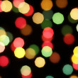 Royalty-Free Stock Photo: Colorful lights background