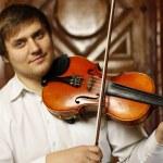 Violinist — Stock Photo #24166755