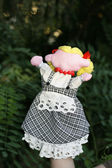 Hand puppet — Stock Photo