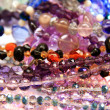 Stock Photo: Lots of beads