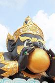 Phra Rahu statue — Stockfoto