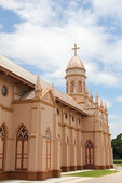 Catholic church — Stock Photo