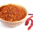 Crushed dry red pepper — Stock Photo