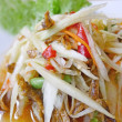 Thai papaysalad (Som Tum) — Stock Photo #34792173