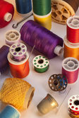 Sewing Thread — Stock Photo