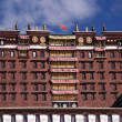 Potala Palace - Lhasa - Tibet — Stock Photo #16868171
