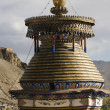 Stock Photo: Gyantse Kumbum - Tibet