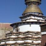 Kumbum Stupa - Gyantse - Tibet — Stock Photo #16869275