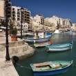 St Julian's Bay - Malta — Stock Photo