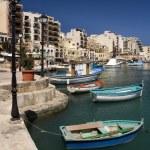 St Julian's Bay - Malta — Stock Photo #16872293