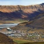 seydisfjordur - Island — Stock fotografie