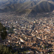 Cuzco - Peru - South America — Stock Photo