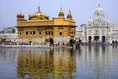 Golden Temple of Amritsar - India — Stock Photo