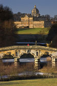 Castle Howard - North Yorkshire - United Kingdom — Stock Photo