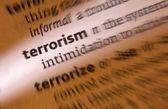 Terrorism — Stock Photo
