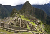 Machu Picchu - Peru — Stock Photo