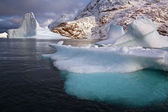 The Arctic - Greenland — Stock Photo