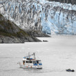 Stock Photo: Alask- Margerie Glacier