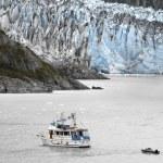 Alaska - margerie lodowiec — Zdjęcie stockowe