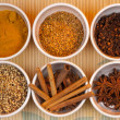 spices - cooking — Stock Photo