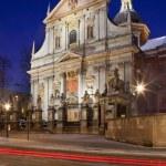 Church of St Peter & St Paul - Krakow - Poland — Stock Photo #16886345