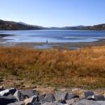 Bala Lake - Gwynedd - Wales — Stock Photo