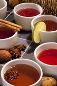 Chá medicinal — Fotografia Stock