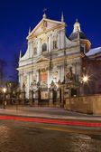 Church of St Peter & St Paul - Krakow - Poland — Stock Photo