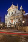 Church of St Peter & St Paul - Krakow - Poland — Stock Photo