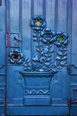 Cracow - Poland - Old Door — Stock Photo