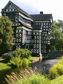 Little Moreton Hall - England — Stock Photo