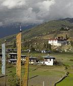 Reino de bután — Foto de Stock