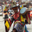 Paro Tsechu (Festival) - The Kingdom of Bhutan - Lizenzfreies Foto