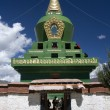Buddhist Pagoda - Tibet - Lizenzfreies Foto