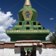 Buddhist Pagoda - Tibet - Foto Stock