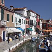 Burano - Venice - Italy — Stock Photo