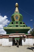 Buddhist Pagoda - Tibet — Stock Photo