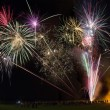 Fireworks Display - Guy Fawkes Night — Stock Photo #16917595