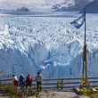 Perito Moreno Glacier in Patagonia - Argentina — Stock Photo
