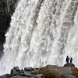 Dettifoss Waterfall - Iceland — Foto Stock