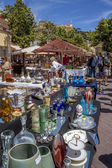 Market in Nice - South of France — Stock Photo