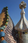 Casa Batllo - Barcelona - Spain — Stock Photo