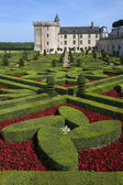 Villandry - Loire Valley - France — Stock Photo