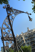 Casa Milia - Barcelona - Spain — Stockfoto
