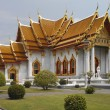 Stock Photo: Wat Benchamabophit - Thailand
