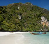Ko Phi Phi Island - Thailand — Stock Photo