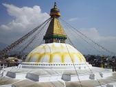 Boudhanath Stupa - Kathmandu - Nepal — Stock Photo