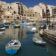 St Julians Bay - Malta — Stock Photo