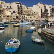 St Julians Bay - Malta — Stock Photo #16971283